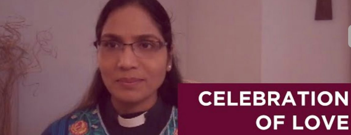 Celebration of Love: Service for Fourth Sunday after Trinity