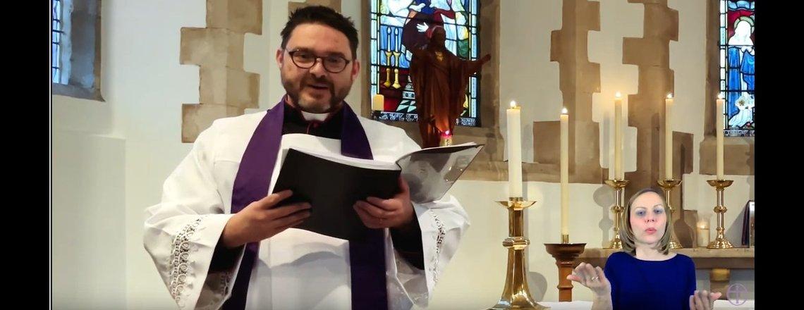 Sunday Worship – First Sunday of Lent